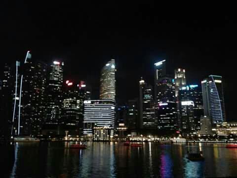 A Weekend inSingapore